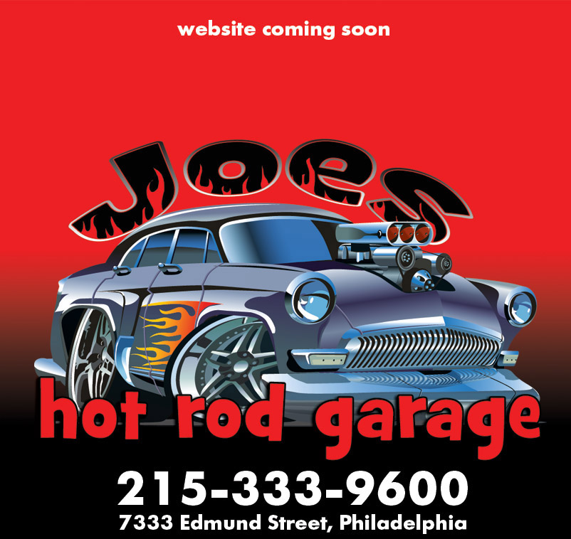 joes hot rod garage